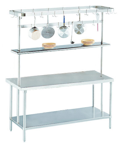 Mid Mount Pot Rack