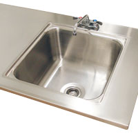Integral Sinks for Countertops