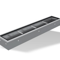 Slimline Cold Pan Drop-In Units