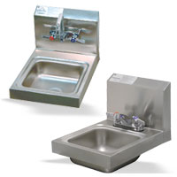 Space Saver Hand Sinks