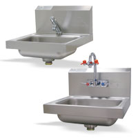 Special Purpose Hand Sinks