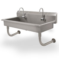 Multiwash Sink Electronic Operated ADA Compliant