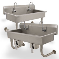 Multi-Station Hand Sinks