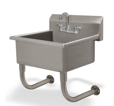 Multiwash Sink With Faucet