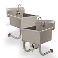 Wall Mounted Service Sinks