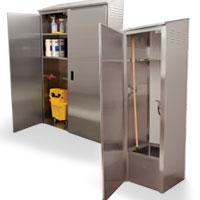 Mop Sink Cabinet : Mop Cabinets