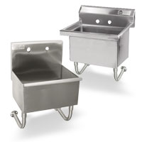 Service Sink : Advance Tabco? - Mop and Service Sinks