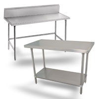 SPEC-LINE No-Drip Tables