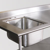 Integral Sinks For Tables