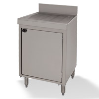 Basic Drainboard Cabinet With Hinged Door
