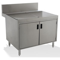 Prestige Drainboards With Hinged Door Cabinet