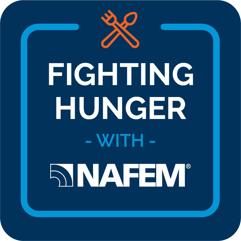 Sposnor For NAFEM Fights Hunger