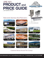 Advance Tabco Product & Price Guide 2019