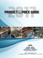 Advance Tabco Product & Price Guide 2017