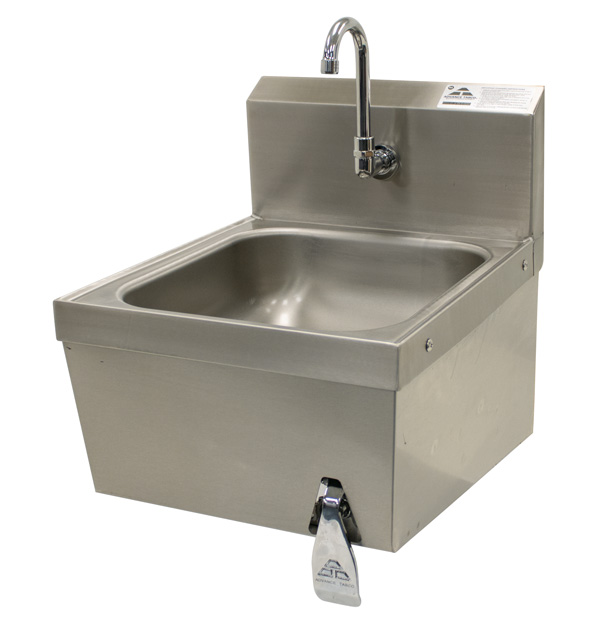 Advance Tabco 174 Hands Free Knee Operated Hand Sinks