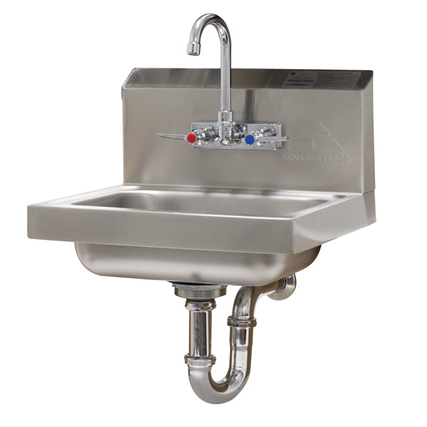 Advance Tabco Standard Hand Sinks