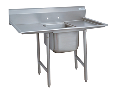 kitchen steel sinks advance tabco 174 mobile kitchens 3104