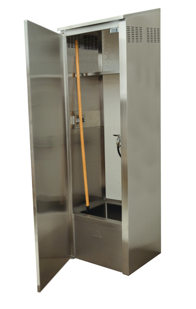 Wall Hung Mop Sink : Advance Tabco Mop Sink Cabinets