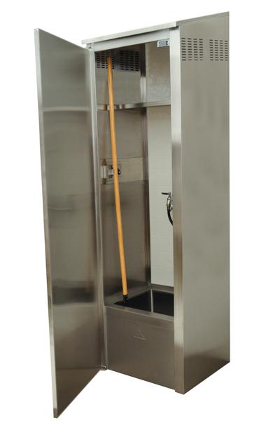 Advance Tabco® - Mop Cabinets