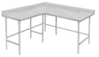 Beau Advance Enclosed Corner Tables