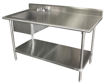 Printer Friendly - Stainless steel work table price