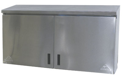Advance Tabco® - Stainless Steel Wall Cabinets